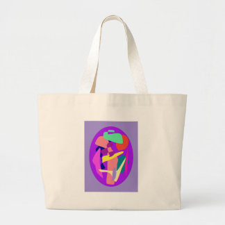 Ellipse Canvas Bag
