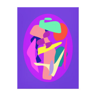 Ellipse Canvas Print