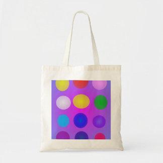 Ellipses Canvas Bags