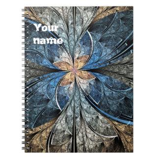 Elliptic Butterfly Notebook