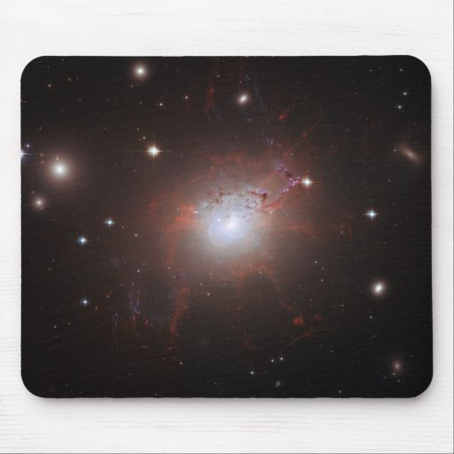 Elliptical Galaxy NGC 1275 - Perseus A Mouse Pads
