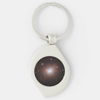 Elliptical Galaxy NGC 1275 - Perseus A Keychains
