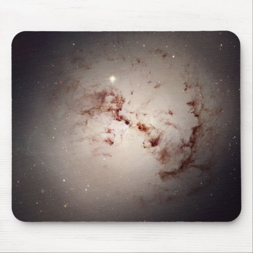 Elliptical Galaxy NGC 1316 Mouse Pads