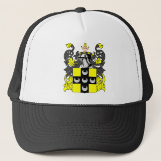 Ellis Coat of Arms Trucker Hat