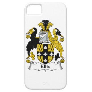 Ellis Family Crest iPhone SE/5/5s Case