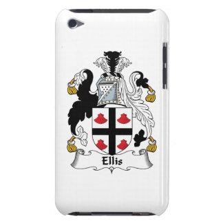 Ellis Family Crest iPod Touch Case-Mate Case