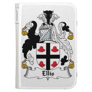Ellis Family Crest Kindle 3 Case
