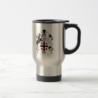 Ellis Family Crest Mug
