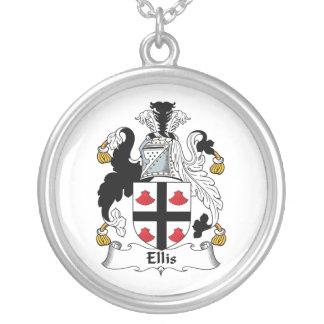 Ellis Family Crest Pendant