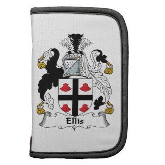 Ellis Family Crest Planners