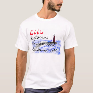 Ellis Historical Neighborhood Assoc Pic-Shirt T-Shirt