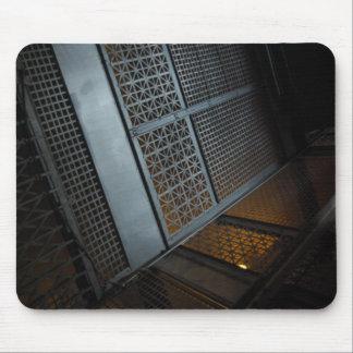 Ellis Island Elevator Mouse Pad
