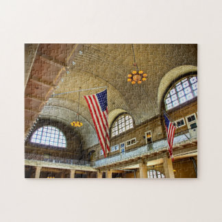 Ellis Island Puzzle