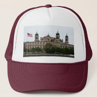Ellis Island Trucker Hat
