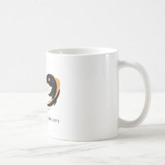EllisIsland Merch Classic White Coffee Mug