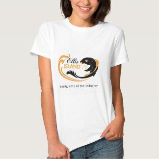 EllisIsland women's and children merch Tshirt