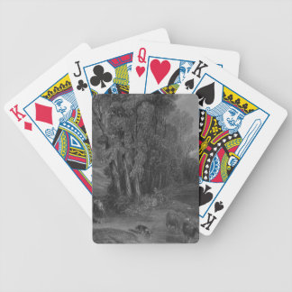 Ellisland Farm and River Nith Bicycle Playing Cards