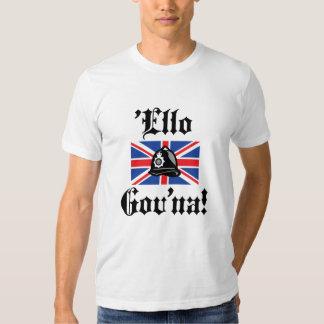'Ello Gov'na British Shirt