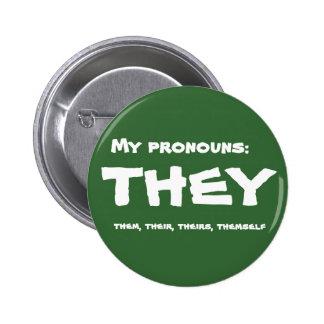 Ellos o pronombre de encargo pins