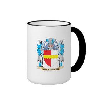 Ellsworth Coat of Arms - Family Crest Mugs