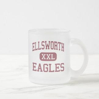 Ellsworth - Eagles - High School - Ellsworth Maine Mugs