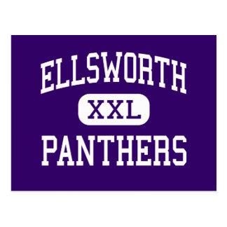Ellsworth - Panthers - Senior - Ellsworth Postcard