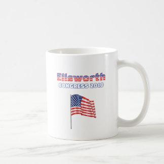 Ellsworth Patriotic American Flag 2010 Elections Coffee Mug