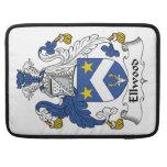 Ellwood Family Crest Sleeve For MacBooks