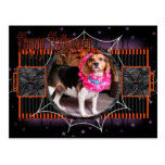 Elly - Beagle - Lucier Postcard