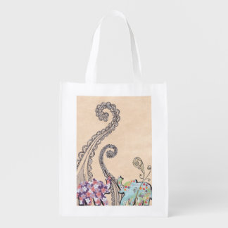 Elly Belly Reusable Grocery Bag