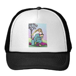 Elm Flower Essence Trucker Hat