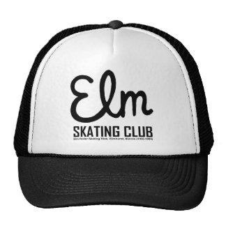 Elm Roller Skating Rink, Elmhurst, IL Trucker Hat