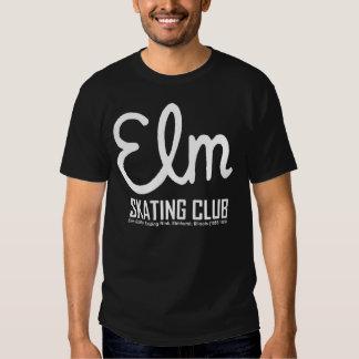 Elm Skating Club, Elmhurst, Illinois (Dark Colors) Shirt