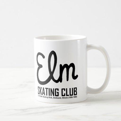 Elm Skating Club, Elmhurst, Illinois Coffee Mug