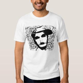 elm St. Clothing Undead Gansta White Shirt