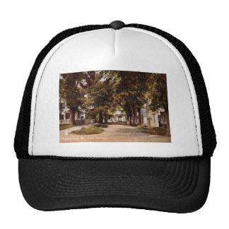 Elm St., Eastport, Maine 1907 Vintage Trucker Hat