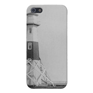 Elm Tree Beacon Lighthouse iPhone 5 Covers