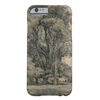 Elm trees in Old Hall Park, East Bergholt, 1817 (p Barely There iPhone 6 Case