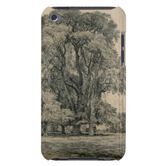 Elm trees in Old Hall Park, East Bergholt, 1817 (p Barely There iPod Case