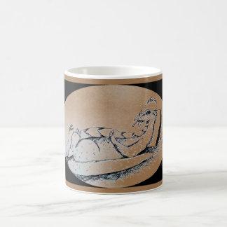 Elmer (brown) coffee mug