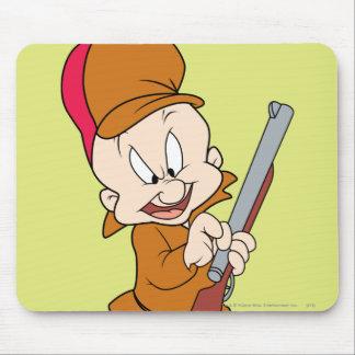 Elmer Fudd listo para cazar Alfombrilla De Raton