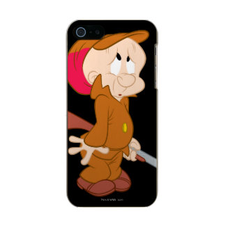 ELMER FUDD™ | Scared Pose Metallic iPhone SE/5/5s Case