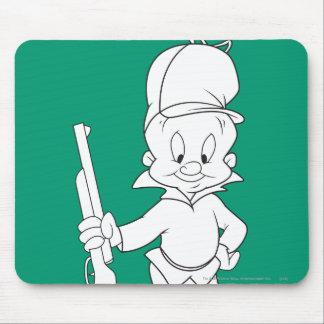 Elmer Fudd Alfombrillas De Ratones