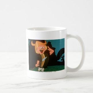 Elmer Fudd Viking Classic White Coffee Mug