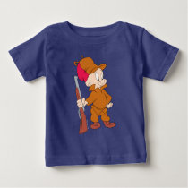 ELMER FUDD™ | With Gun Baby T-Shirt