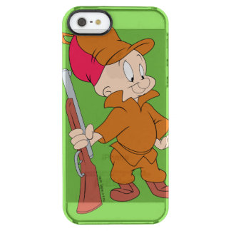 ELMER FUDD™ | With Gun Clear iPhone SE/5/5s Case