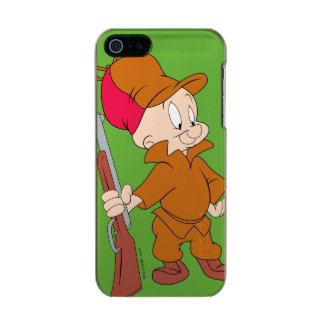 ELMER FUDD™ | With Gun Metallic iPhone SE/5/5s Case