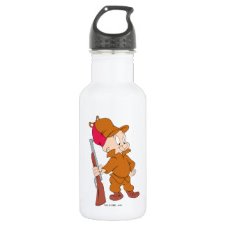 ELMER FUDD™ | With Gun Stainless Steel Water Bottle