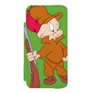 ELMER FUDD™ | With Gun Wallet Case For iPhone SE/5/5s