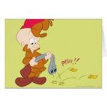 Elmer Fudd's Gun Failure Cards